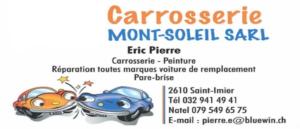 Logo carrosserie Mont-Soleil